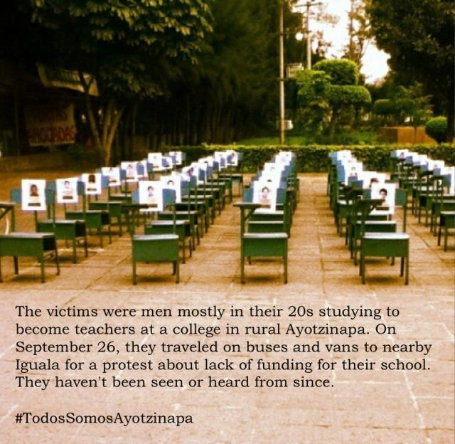 Ayotzinapa Students