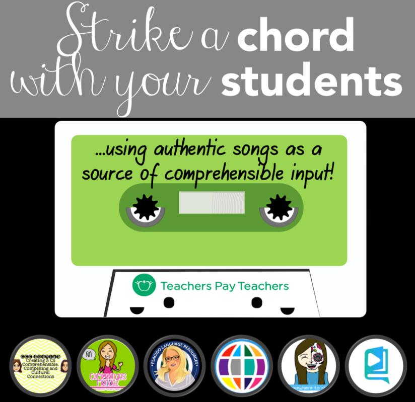 Strike a Chord: Gift card winners & music for Spanish class ...
